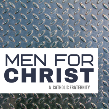 Men For Christ Meet March 19th - Cancelled