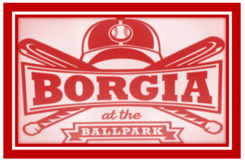 Borgia Day Tshirts on Sale!
