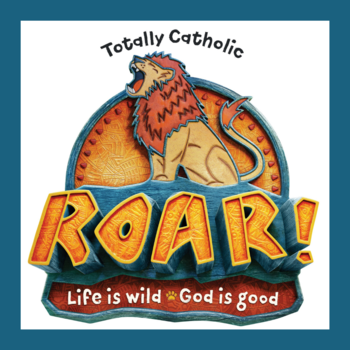 ROAR! Vacation Bible School Begins July 22
