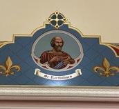 Church Ceiling Project Completed!
