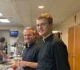 Congratulations to Father Mike and Father Tony!