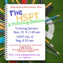 HSPT Tutoring Session