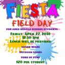 MS Fiesta Field Day- 27 April 2018
