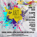 JPII Arts Night Thur. April 23 6:30-8:30 CANCELLED