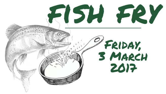 Fish fry 2017 john paul ii catholic high school new for Fish on fridays during lent