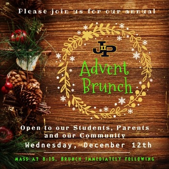 Advent Brunch Dec. 12, 2018