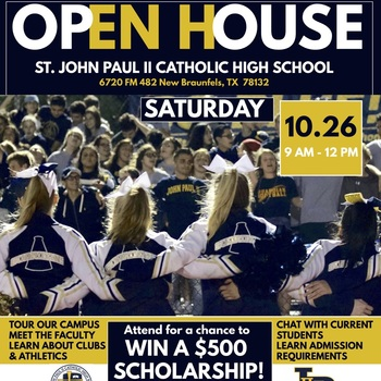FALL OPEN HOUSE Sat. October 26 9-12pm