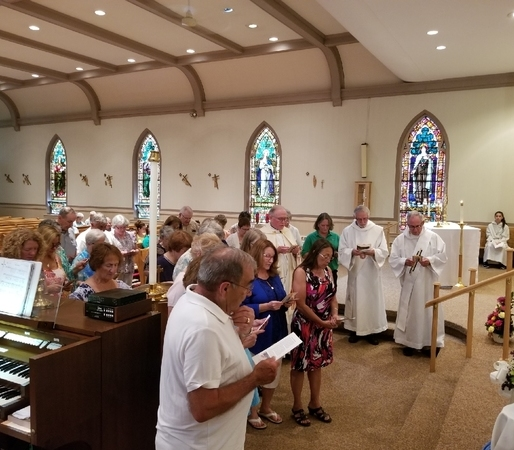 Marian Consecration May 31, 2018