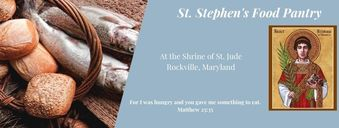 St. Stephen's Pantry - UPDATE