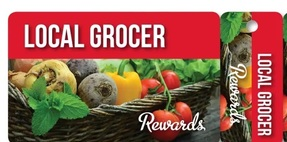 Grocery Loyality Cards