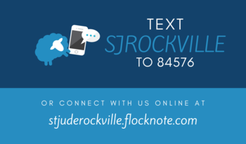 Flocknote: Stay connected to our parish