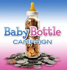 PRO LIfe News - BABY BOTTLE CAMPAIGN