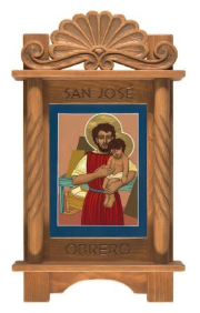 St Joseph Receives Seven More Invocations in Litany