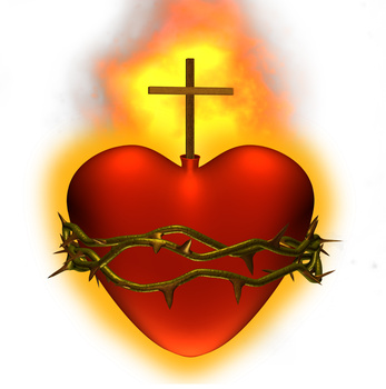 June is the Month of the Sacred Heart of Jesus