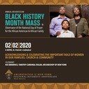 Annual Archdiocesan Black History Month Mass