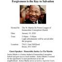 St. Martin De Porres League of the Immaculate Conception Church - MLK Day Program