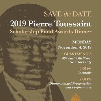 Pierre Toussaint Scholarship Fund Awards Dinner