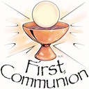 God Bless our First Communicants!