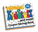 KidsStuff Coupon Books on Sale Sept. 12-26