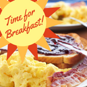 Stop by for Breakfast! - Nov. 17