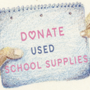 Have Leftover School Supplies? Donate Them!
