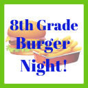 Burger Night - March 11