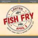 KC's Good Friday Fish Fry - April 2