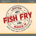 Next KC's Drive-Thru Fish Fry - March 19