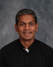 FATHER FREDDY DEVARAJ, C.SS.R.