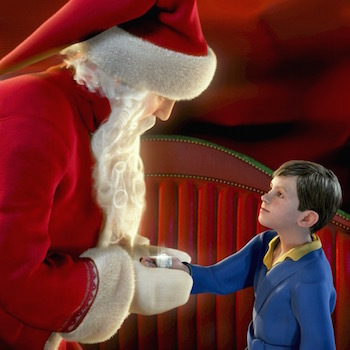 POLAR EXPRESS FAMILY MOVIE NIGHT DEC. 9TH!