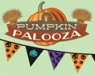 VISIT US AT PUMPKIN PALOOZA!