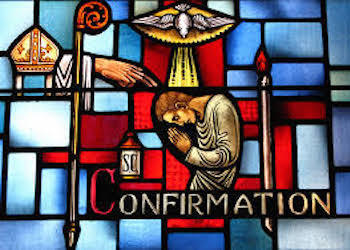 CONFIRMATION CANDIDATES CONFIRMED ON FRIDAY