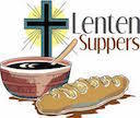 Soup Night Begins Ash Wednesday - March 1st