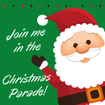 Parish & School Families Invited to Walk in Holiday Parade of Lights - Nov. 23rd