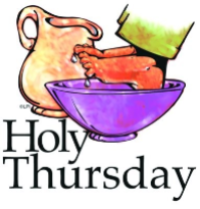 7th and 2nd Graders Invited to Participate in Holy Thursday Liturgy