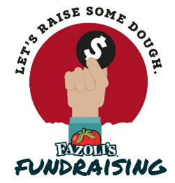 Fazoli's Fundraiser this Thursday!