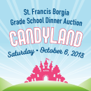 Candyland Dinner Auction - Oct. 6th