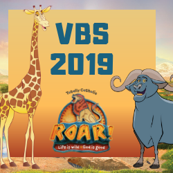 Vacation Bible School Registration Underway! July 22 - 25