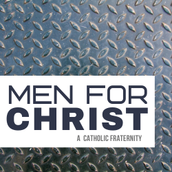 Next Men For Christ Meeting - Feb. 20