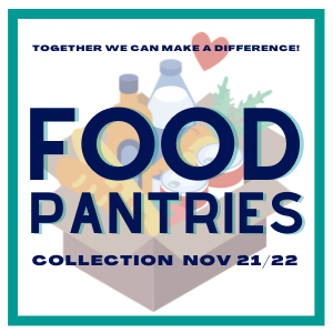 Local Food Collection Planned This Weekend