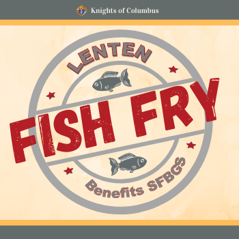 KC Fish Fry Benefits SFBGS - March 27th