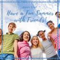 Last Faith Evening for Middle Schoolers July 23rd