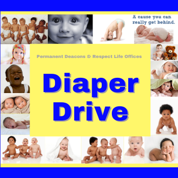 Deacon's Diaper Drive Begins March 13