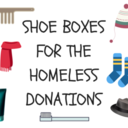 Youth: Wrap Shoe Boxes for the Homeless