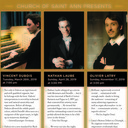 150th Anniversary Organ Concert Recitals with Paris - 2 From Notre Dame Cathedral - Organists!