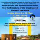 Lenten Image Lecture Tour: The Great Sacred Places of the World