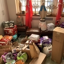 Record Food and Diaper Drives - Thank You, Parishioners!