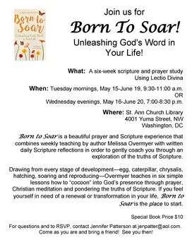 Born To Soar: Evening Session