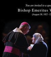 Bishop Curlin Memorial Mass & Reception
