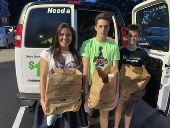 Food Drive Collects More Than 1,500 Cans